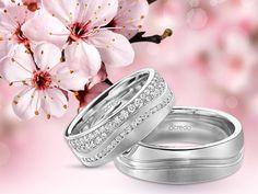 🌺🌼🌸 Passend bij #FlowerFriday willen wij u dit schitterende model van Acredo voorstellen. Hoe vindt u deze ringen?   💟 www.123gold.nl/artikel/A-1713-1.html