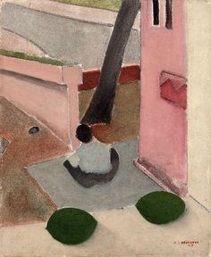 """As figuras retratadas de costas são o tema da mostra """"Exercícios do Olhar"""", em cartaz no Museu Lasar Segall entre 17 de junho e 21 de outubro, com entrada Catraca Livre."""