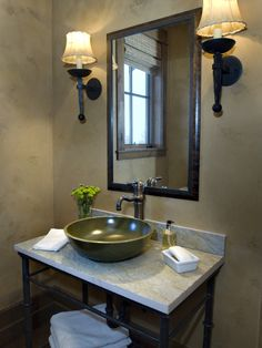 Bathroom Powder Room Design, Pictures, Remodel, Decor and Ideas - page 3