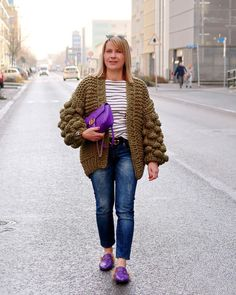 Mums Handmade - Cardigan Gucci - Shoes, Belt, Bag