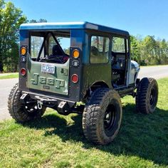 Gone Postal : Mail Jeep Build Jeep Wrangler Yj, Jeep Tj, Jeep Truck, Auto Jeep, Wrangler Unlimited, 4x4 Trucks, Jeep Willis, 1999 Jeep Cherokee, Old Jeep