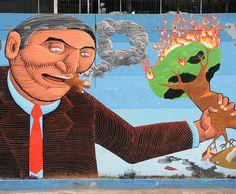 Sua terça-feira já não é a mesma sem a habitual Seleção Hypeness, por isso, na edição de hoje trazemos um tema muito apreciado no mundo inteiro: arte urbana. Mas focamos numa cidade bem especial. São Paulo é uma cidade repleta de obras de arte a céu aberto. Confira uma seleção com verdadeiras relíquias da street art que você simples...