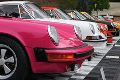 Porsches 1