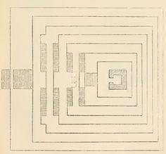 Plan of the Birs Nimroud