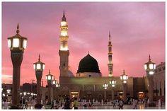 Medine-Hz Muhammed'in kabri şerifi