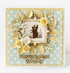 Easter Projects, Cards, Scrapbooking, Spring, Decor, Decoration, Maps, Scrapbooks, Decorating
