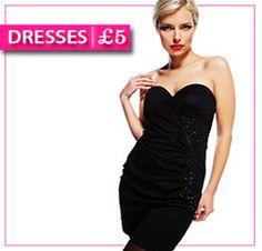 Dresses For £5