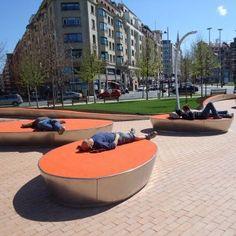 Plaza Euskadi by Balmori Associates