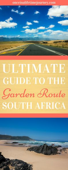 An in-depth Guide to the Garden Route in South Africa. Includes where to stay, what to eat and what to do. Multiple maps included with various routes. Africa Destinations, Travel Destinations, Travel Guides, Travel Tips, Travel Advice, Travel Info, Travel Essentials, Travel Photos, South Africa Map