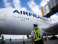 Vol cargo Air France : alerte radioactivité à l'aéroport de New Delhi