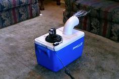 Maak simpel een airco van je koelbox