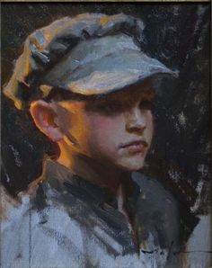 Mike Malm-Young Pioneer-2009-sold