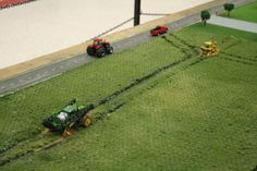 2016 National Farm Machinery Show: Amazing 40ft Long Farm Display - St.Louis 2016 - The Toy Tractor Times Online Magazine