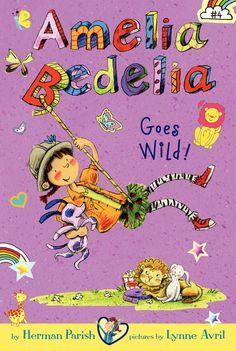 Amelia Bedelia Chapter Book #4  By Herman Parish
