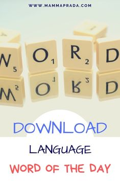 Are you learning a language? Are your children studying languages at school? Maybe you are raising your kids bilingually? If so download our Word of the Day Cards. Just print them out and add your own combination of languages for a quick way to add extra vocabulary to your day with minimum effort! #wordoftheday #languages #languagelearning #bilingual #esol Learn German, Learn French, Child Day, Your Child, Word Of The Day, Foreign Languages, Vocabulary, Parenting, Teaching