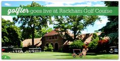 TODAY we go live at our 1st #golfcourse of many! Our order/delivery feature will be fully operational! #golf #tech