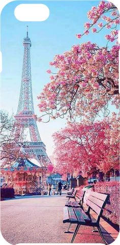 Effiel Tower, Paris, Frankreich - Beril Yıldız Yildiz - # Yıldız - Effiel Tower, Paris, Frankreich - Be - - Beautiful Nature Wallpaper, Beautiful Landscapes, Paris Photography, Nature Photography, Eiffel Tower Photography, Photography Flowers, Travel Photography, Paris In Spring, Spring Break