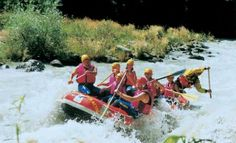 Rafting on the most beautiful rivers in Southern Tyrol