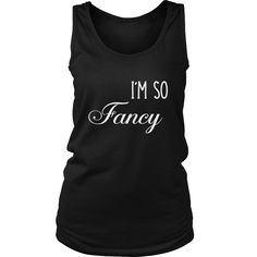 I'm So Fancy Tank Top