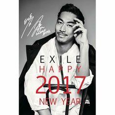 EXILE AKIRA IG updated.