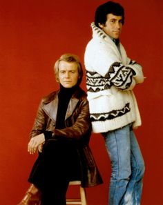 Starsky and Hutch...  the seventies funk