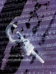 Abstract music  photography by LunaandSam on Etsy
