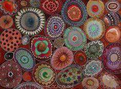 Elena Nuez doodled flowers