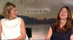Kevin's Reel World – Gone Girl stars talk Cape Girardeau The Movie Gone Girl, Cape Girardeau Missouri, Tyler Perry, Go To Movies, Rosamund Pike, Ben Affleck, St Louis, Homecoming, Amy