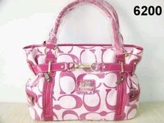 I so want this coach bag!!!