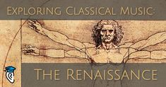 During the flowering of humanistic culture, Renaissance masters wove tapestries of human voices into deep expressions of faith and playful tales of love. Renaissance Music, Music Courses, Human Voice, Music Words, Piece Of Music, Tapestry Weaving, Music Education, Classical Music, Tapestries