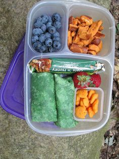 Lunches Fit For a Kid: Lunches for an Outing: Silver Lake
