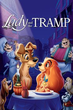 click image to watch Lady and the Tramp (1955)