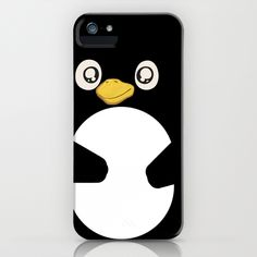 Penguin iPhone Case by BlueSailCo | Society6