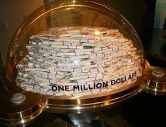 One Million Dollars, a year from now. Totally going to happen.