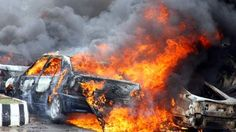 Welcome to Tejiri Philip's blog: Bomb Blast Rocks Gombe Park