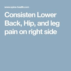 1000 Images About Right Side Pain On Pinterest Kidney