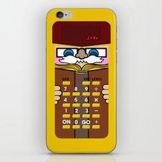 Little Professor iPhone & iPod Skin