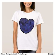 Galaxy Design t-shirt