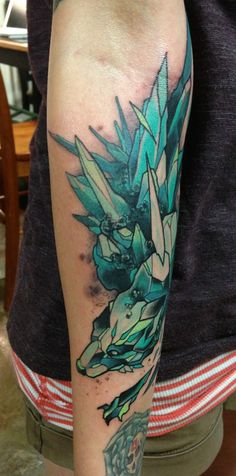 ICE FOX COMET. Stoked on how this came out! Thanks to Chelsea for coming all the way from Philadelphia to knock this out! Many thanks to all at Honor and Iron for having me this week, super stoked guys. I'll be back soon! mike moses www.thedrowntown.com