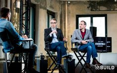 "This past Friday, ""The Boxtrolls"" directors Graham Annable and Anthony Stacchi sat down at AOL to discuss what makes their most recent animated feature both a t"