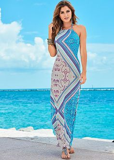 %PC% Paisley printed maxi dress from VENUS