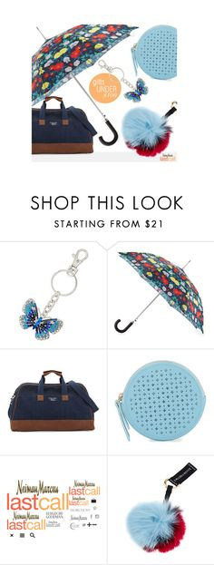 """Gifts Under $100"" by lastcall ❤ liked on Polyvore featuring Spring Street, ShedRain, Original Penguin, Neiman Marcus, Lydell NYC and Fallon & Royce"