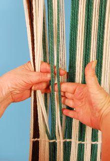 UN LUGAR DE TELAR WITRALWE: MANUAL BASICO DE TELAR MAPUCHE Card Weaving, Tablet Weaving, Inkle Loom, Loom Weaving, Bead Loom Patterns, Weaving Patterns, Types Of Weaving, Tapestry Crochet, Fruit Of The Loom