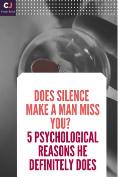 Does silence make a man Miss you? 5 Psychological Reasons he definitely does Make Him Chase You, Make Him Miss You, A Guy Like You, Make A Man, Come Back Quotes, Go For It Quotes, Let Him Go Quotes, Getting Over Someone, Getting Him Back