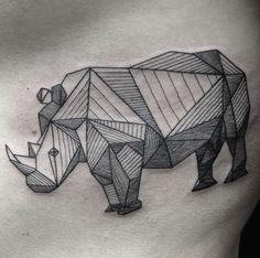 Tatouages par Sasha Masiuk - Journal du Design