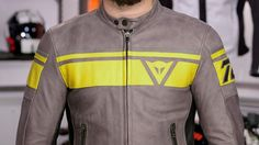 Dainese Blackjack Leather Jacket Review at RevZilla.com
