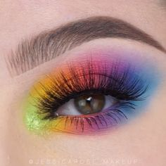 make up aesthetic eye makeup videos \ make up aesthetic eye makeup - make up aesthetic eye makeup videos Makeup Eye Looks, Creative Makeup Looks, Eye Makeup Steps, Eye Makeup Art, Colorful Eye Makeup, Colorful Eyeshadow, Eyeshadow Looks, Eyeshadow Makeup, Makeup Kit