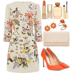 A fashion look from July 2017 featuring wrap dress, jimmy choo shoes and pink purse. Browse and shop related looks. Fashion Mode, Girl Fashion, Fashion Looks, Fashion Outfits, Classy Casual, Classy Outfits, Cute Outfits, Estilo Gossip Girl, Royal Clothing