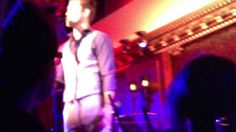 Aaron Tveit- One Song Glory 54 Below