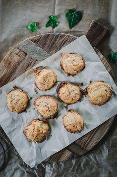 Biscuits apéro pecorino
